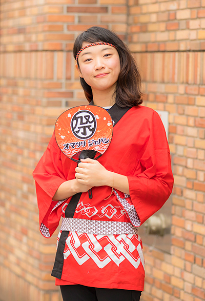 10 加藤 優子さん お祭りを盛り上げ日本を元気に 強いコンセプトが魅力 ...